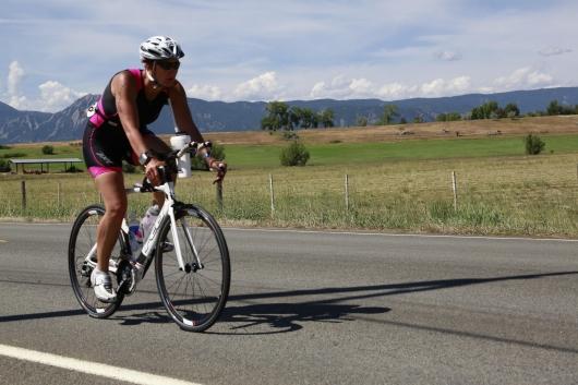 Bike course Boulder 70.3