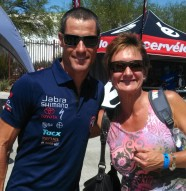 "Craig ""Crowie"" Alexander...hotter than the Vegas sun!"